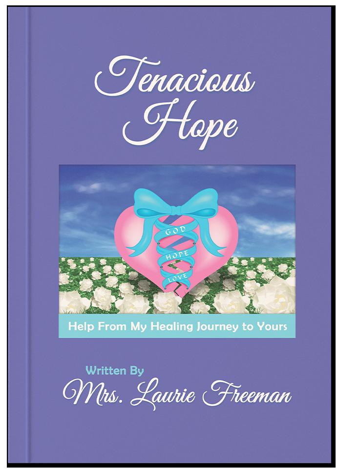 Tenacious Hope Book